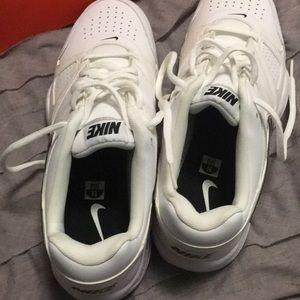 Nike Shoes - NWT White Nike City Court VII